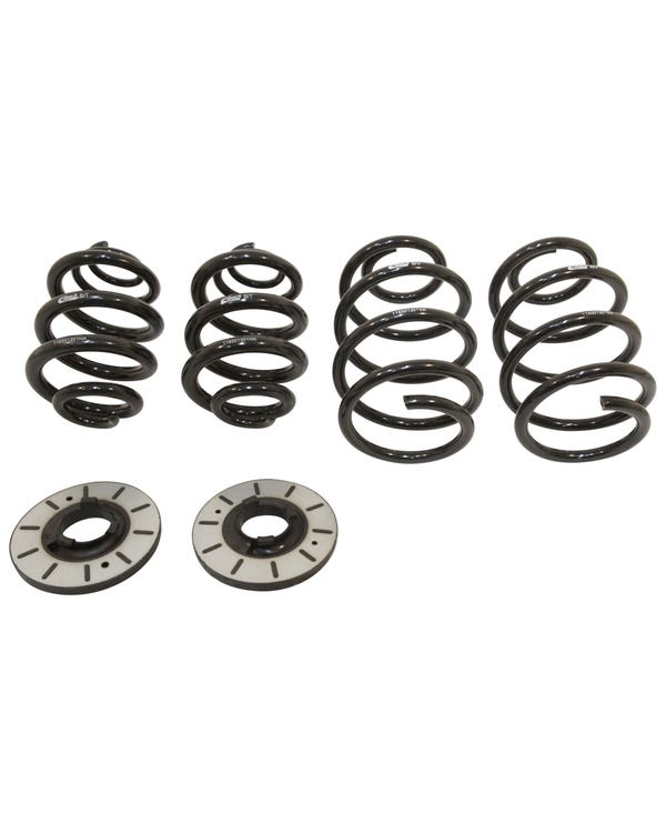 Eibach Pro Coil Spring Kit Lowers -30mm for T26-30 PR Codes