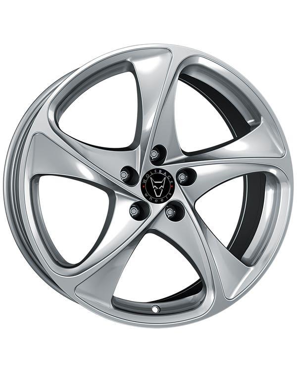 Wolfrace Catania Alloy Wheel 8Jx17'' 5x112 Stud Pattern
