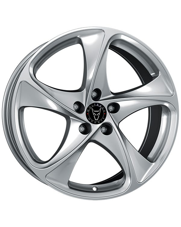 Wolfrace Catania Alloy Wheel 8Jx17'' 5x112 Stud Pattern