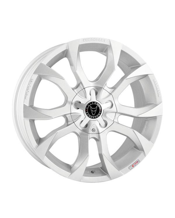 """Wolfrace Assassin Alloy Wheel, Silver 8Jx18"""""""