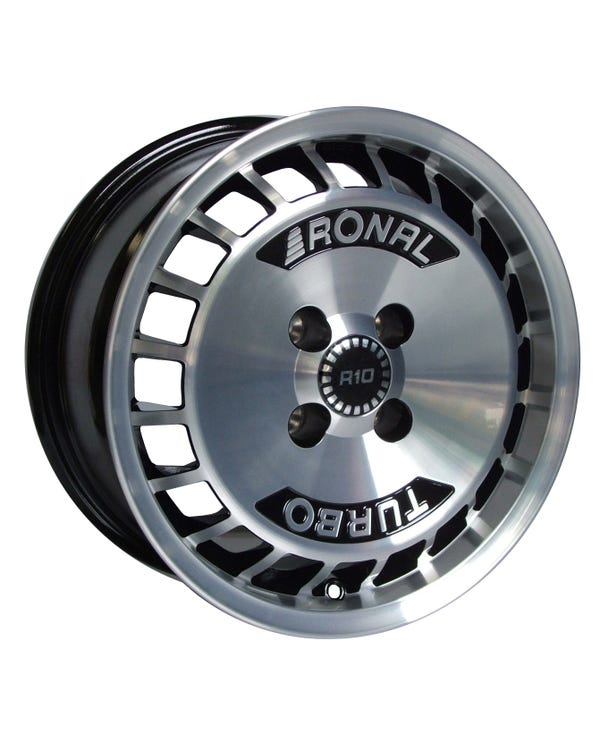 Ronal Turbo Alloy Wheel 7x15'', 4/100 PCD, ET28