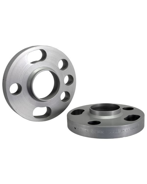 Wheel Spacers 5mm TUV Approved 4x100/4x108