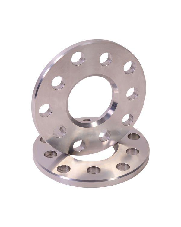 Wheel Spacers 10mm 5x100 & 5x112 Flat