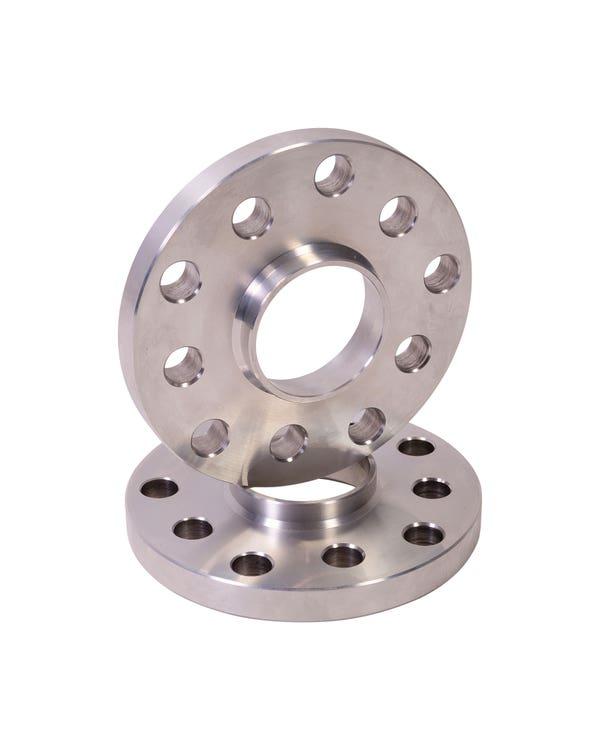 SSP Wheel Spacers 15mm 5x100/5x112 Hubcentirc