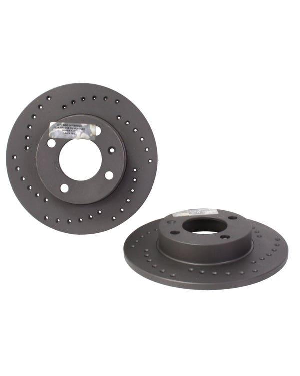 Black Diamond Brake Discs 239x10mm Solid Drilled