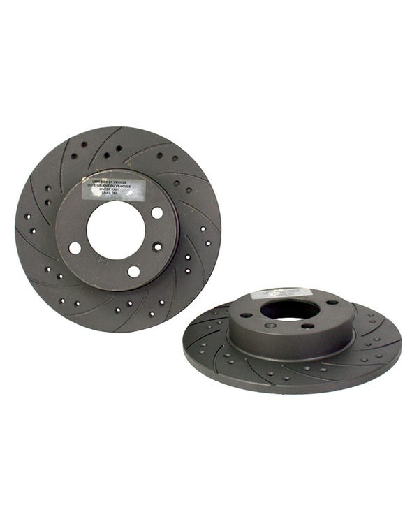 Black Diamond Front Brake Discs 239x12mm Solid Pair