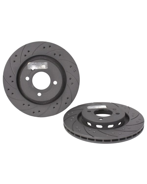 Black Diamond Front Brake Discs 280x22mm