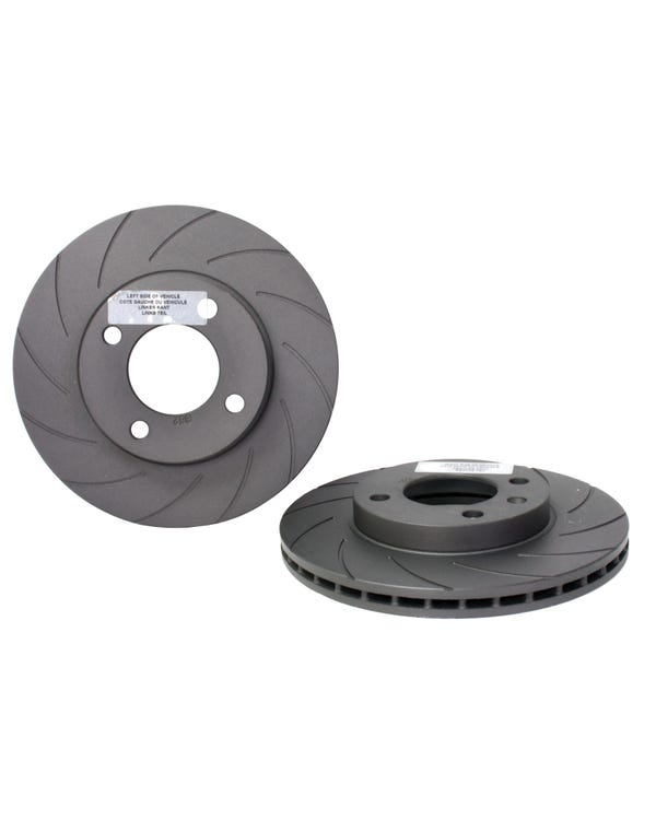 Black Diamond Front Brake Rotors 239x20mm Drilled Pair
