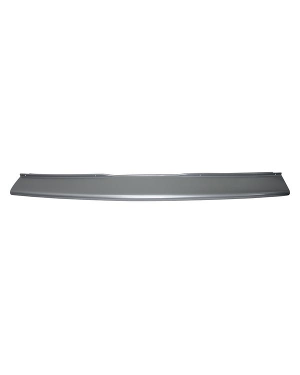 Rear Bumper Step Protector Silver