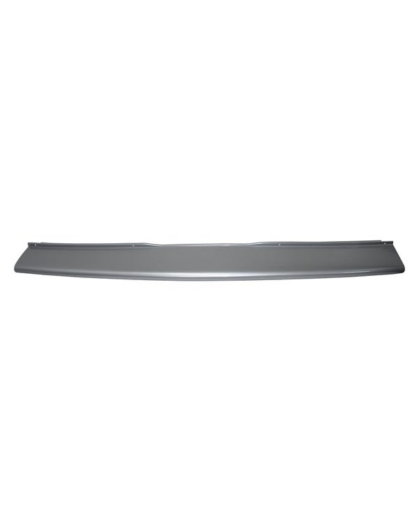 Rear Bumper Step Protector Silver