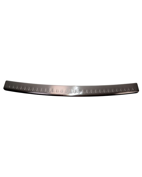 Rear Bumper Protector, Chromed Stainless Steel
