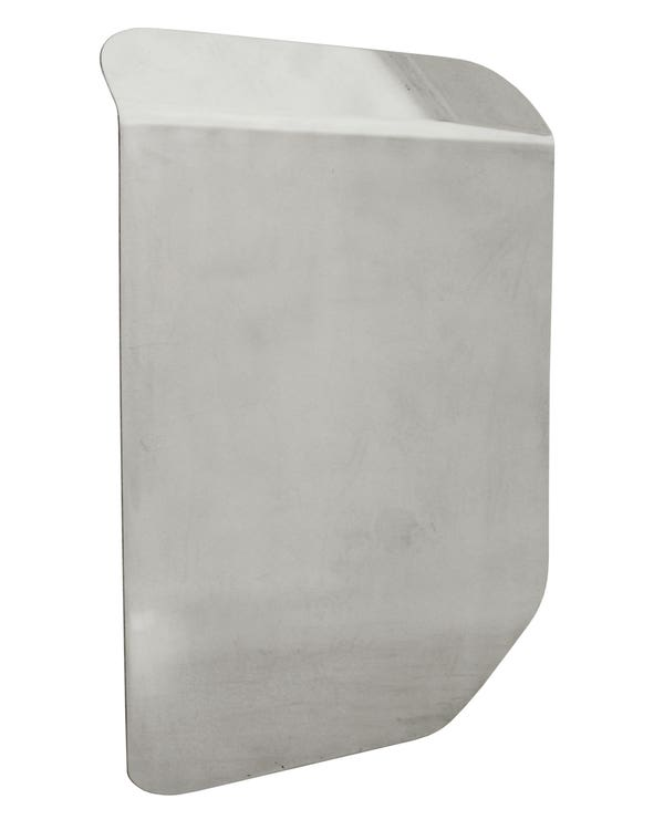Fuel Flap Cover Stainless Steel
