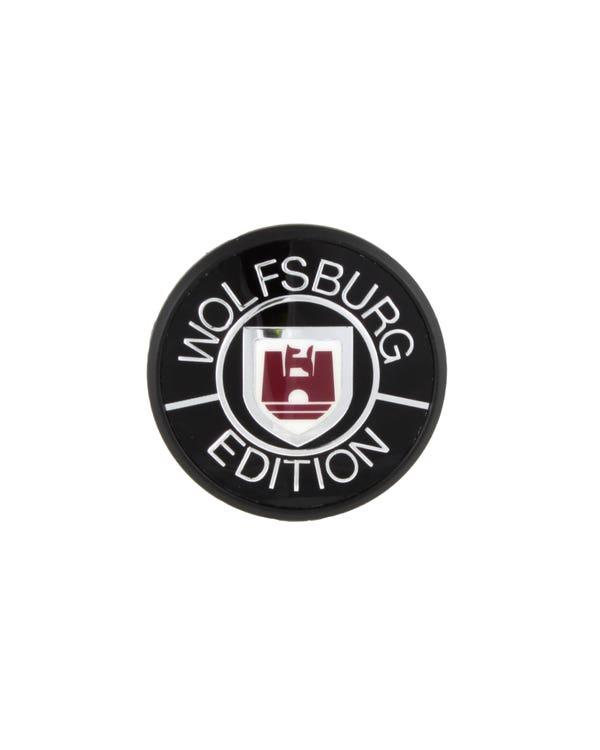 Badge - Black Wolfsburg Edition 45mm