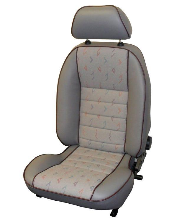 Suffolk Seat for Original Sub Frame in Inca Cloth Right