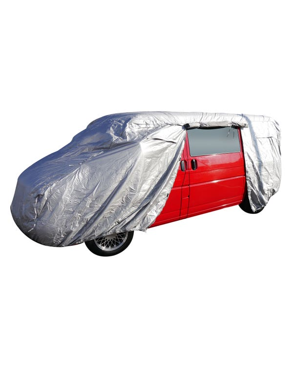 Deluxe Car Cover for Flat Top Long Wheel Base