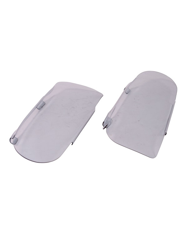 Smoked Headlight Protective Covers