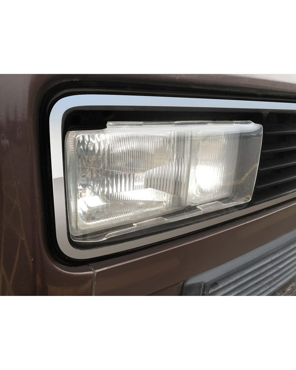 Headlight Protectors for Square Headlamps