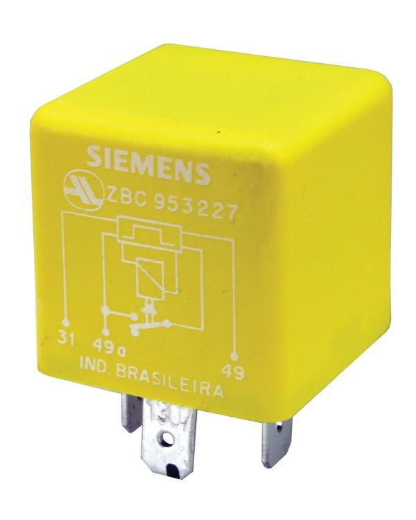 Indicator Relay 3 Terminal 12 Volt 4 x 21W
