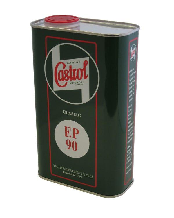 Castrol Classic Getriebeöl EP 90 1l Blechdose