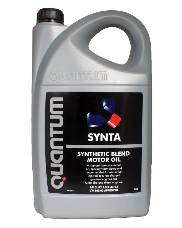 Synta Semi-Synthetic Engine Oil 10/40w 5 Litre