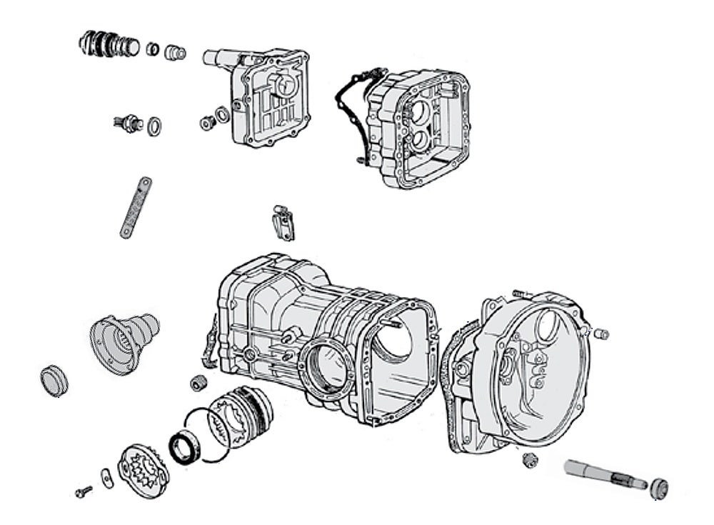 Gearbox & Parts