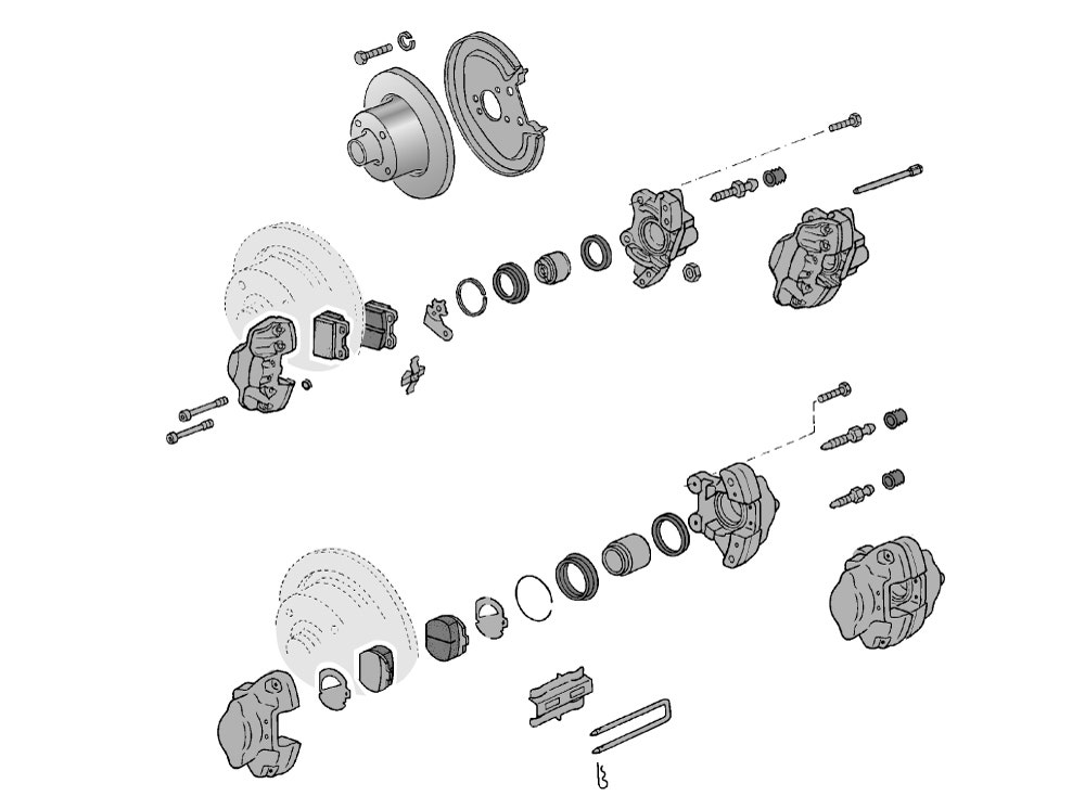Discs & Calipers