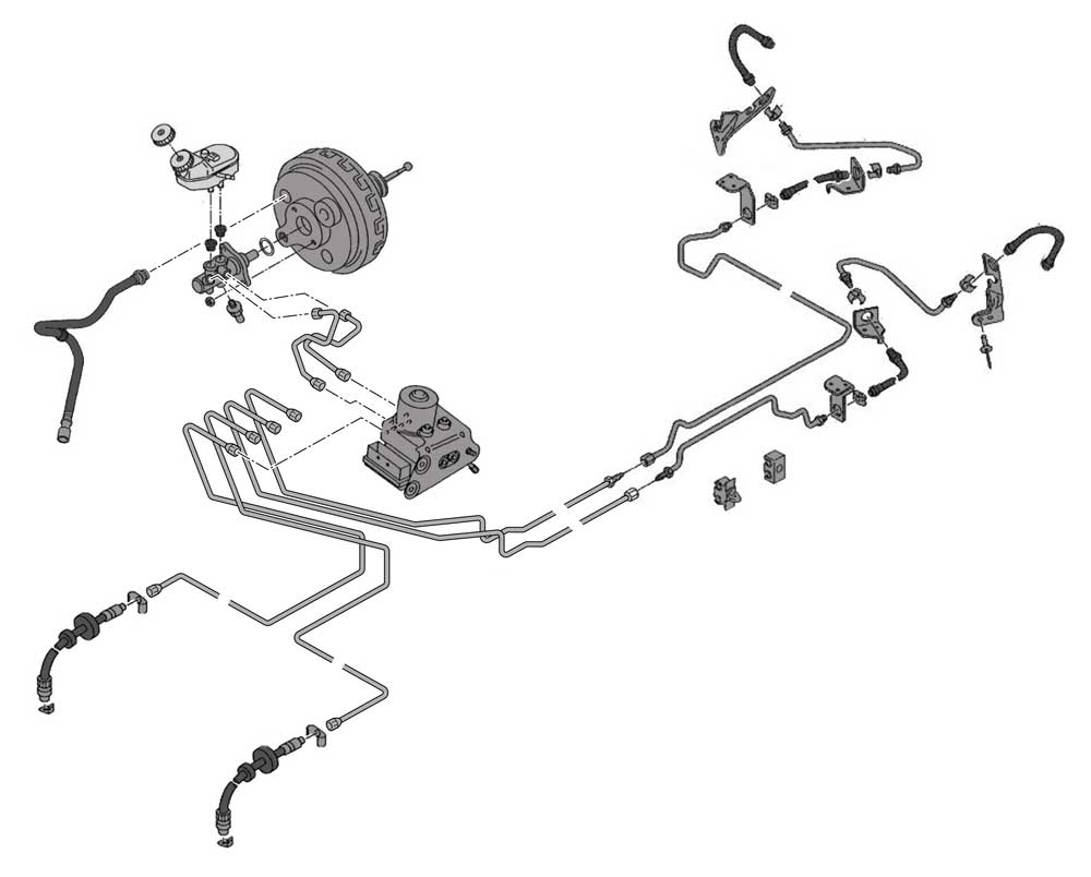 Hydraulic Brake System