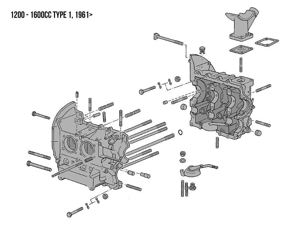 Engine Block & Mounts