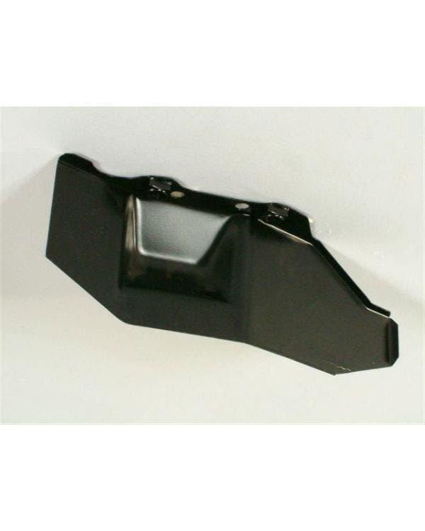 Air Deflector Plate Left Hand Side