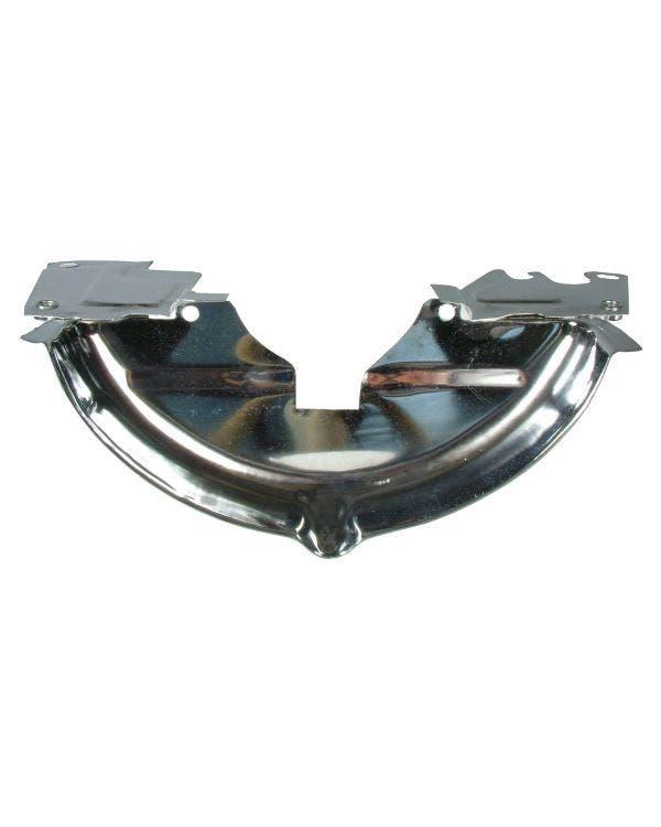 Tinware Behind the Crankshaft Pulley 1200-1600cc Chrome