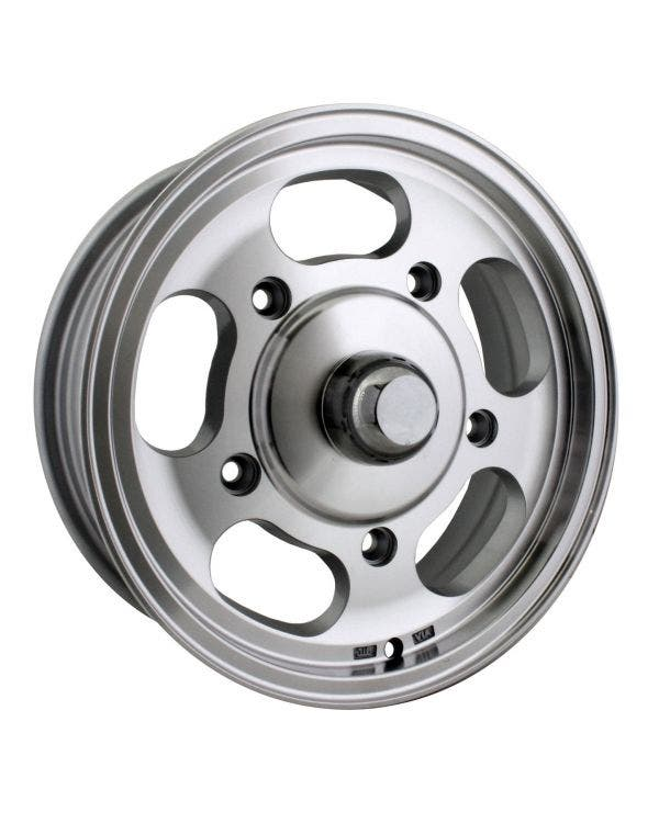 SSP Slot Mag Alloy Wheel Machine Cut 5.5Jx15'' with 5x205 Stud Pattern