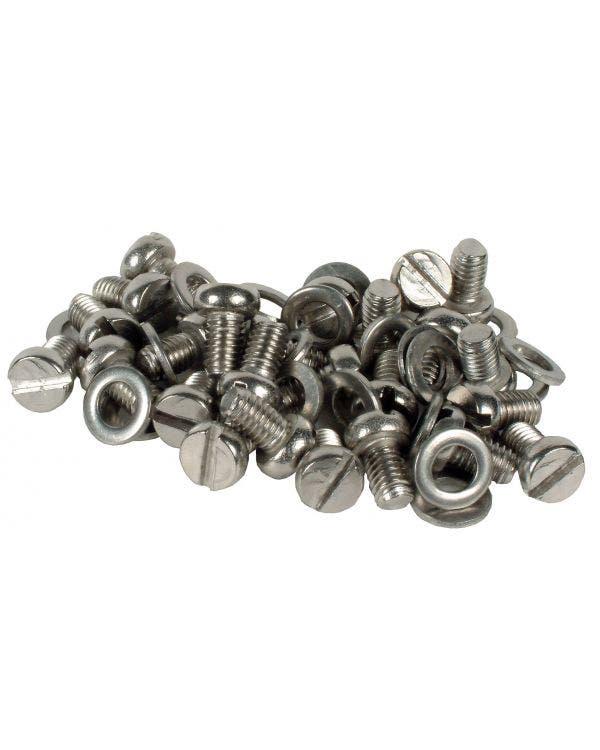 Tin Ware Screw Set 25 Pieces